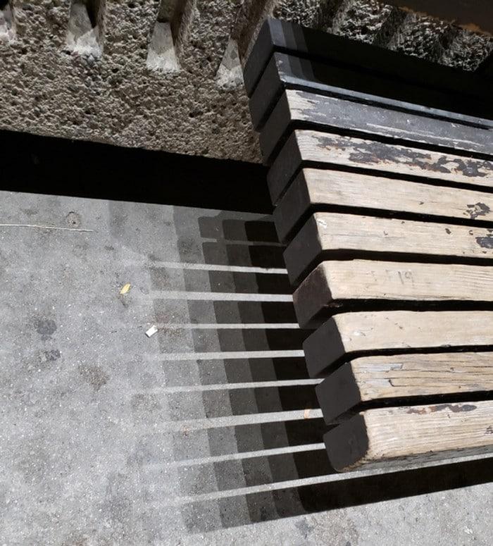 16 fotos desconcertantes onde as sombras contam uma história diferente 11