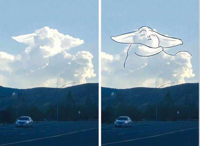 18 fotos do céu que são verdadeira obra de arte 3