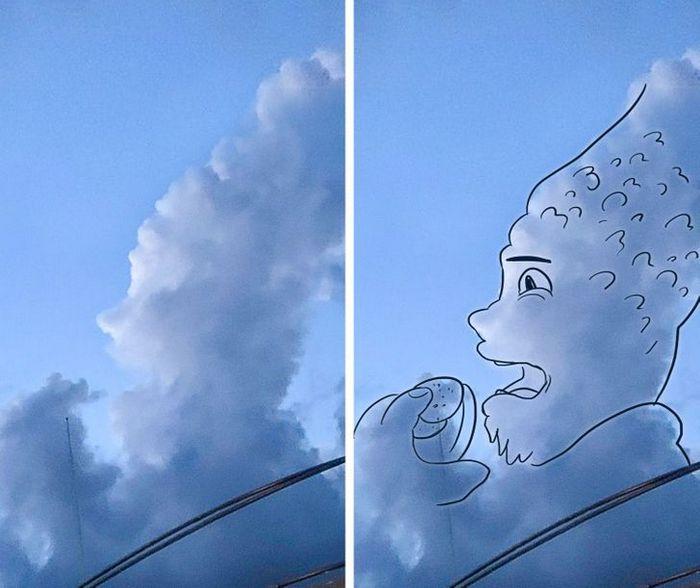 18 fotos do céu que são verdadeira obra de arte 7