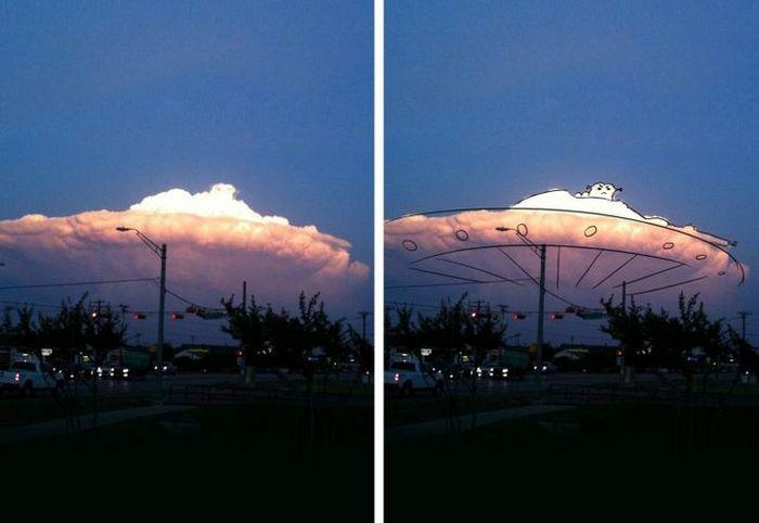 18 fotos do céu que são verdadeira obra de arte 10