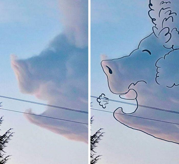 18 fotos do céu que são verdadeira obra de arte 14