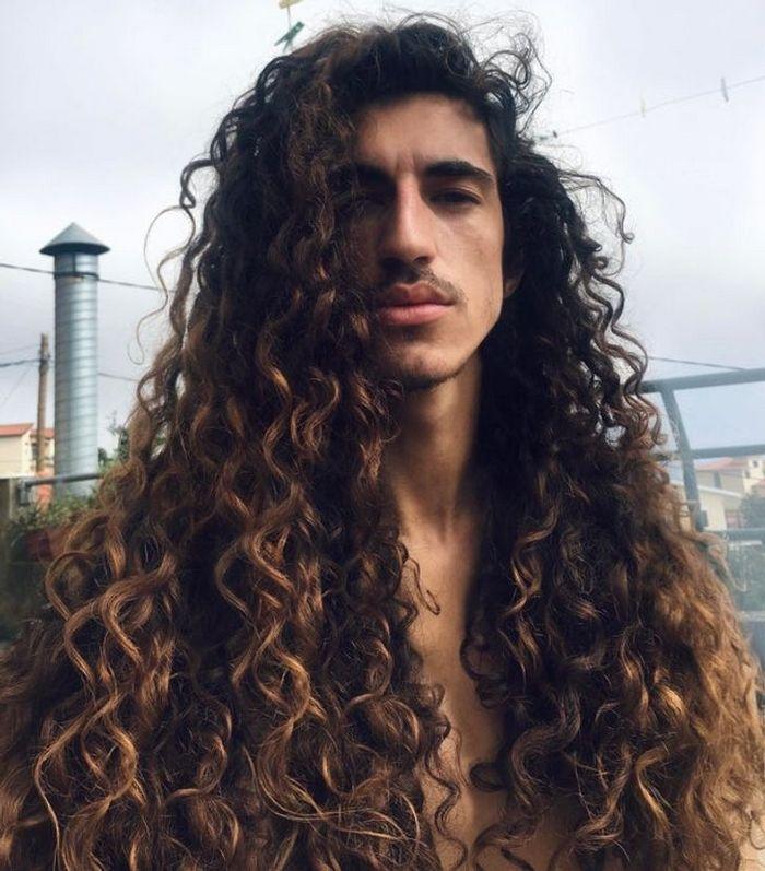 17 homens cujos cabelos podem fazer qualquer mulher chorar de inveja 7