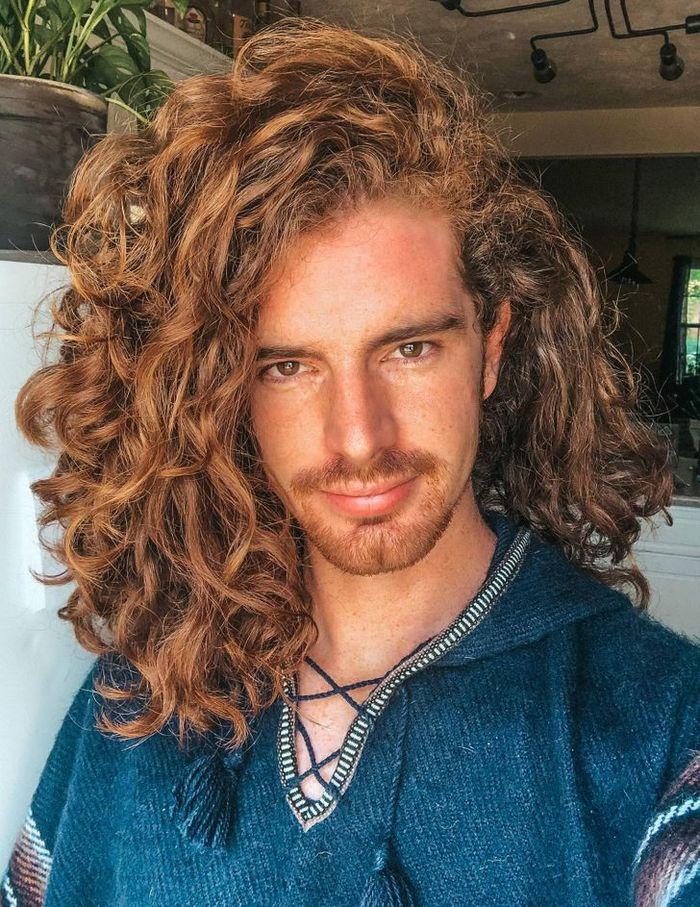 17 homens cujos cabelos podem fazer qualquer mulher chorar de inveja 11