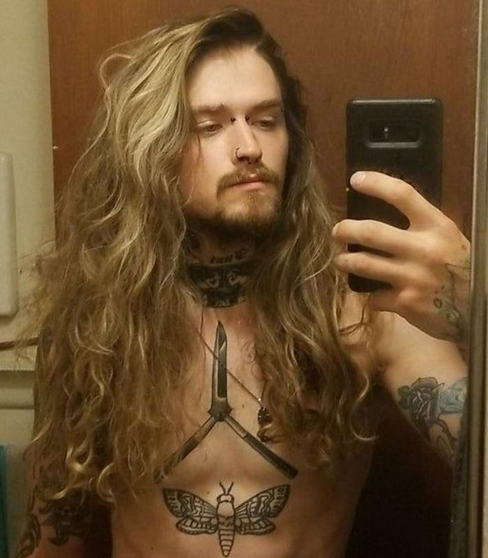 17 homens cujos cabelos podem fazer qualquer mulher chorar de inveja 15