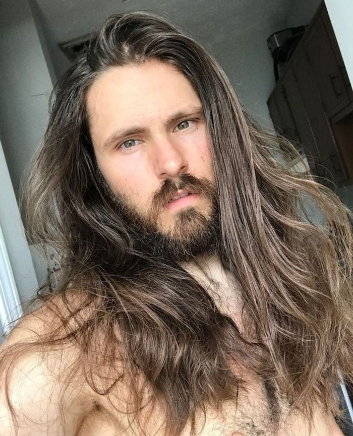 17 homens cujos cabelos podem fazer qualquer mulher chorar de inveja 16
