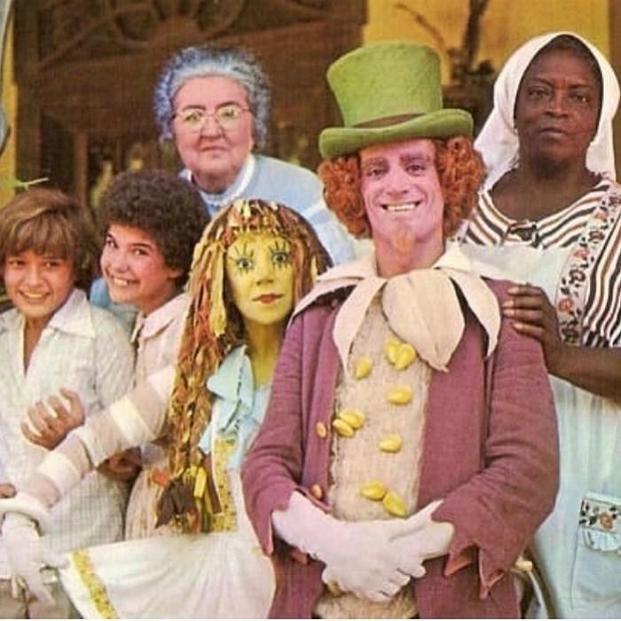 Veja como estão as atrizes que foram a Narizinho no Sítio do Picapau Amarelo 2