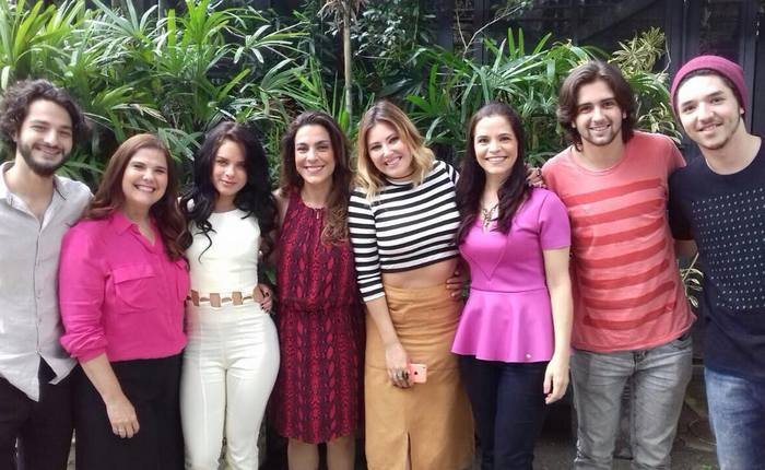 Veja como estão as atrizes que foram a Narizinho no Sítio do Picapau Amarelo 4