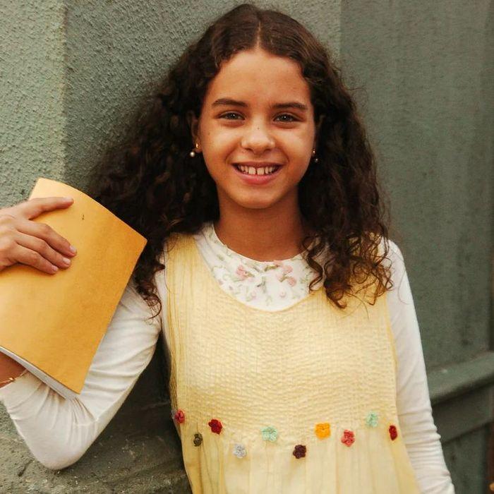 Veja como estão as atrizes que foram a Narizinho no Sítio do Picapau Amarelo 11