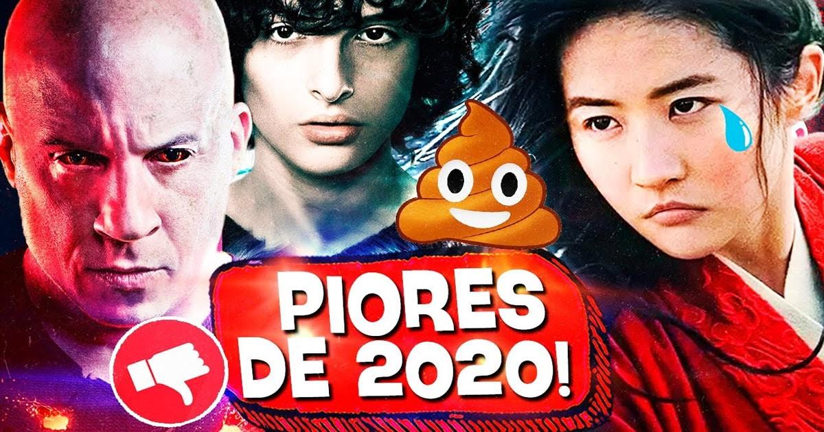 10 piores filmes de 2020 2