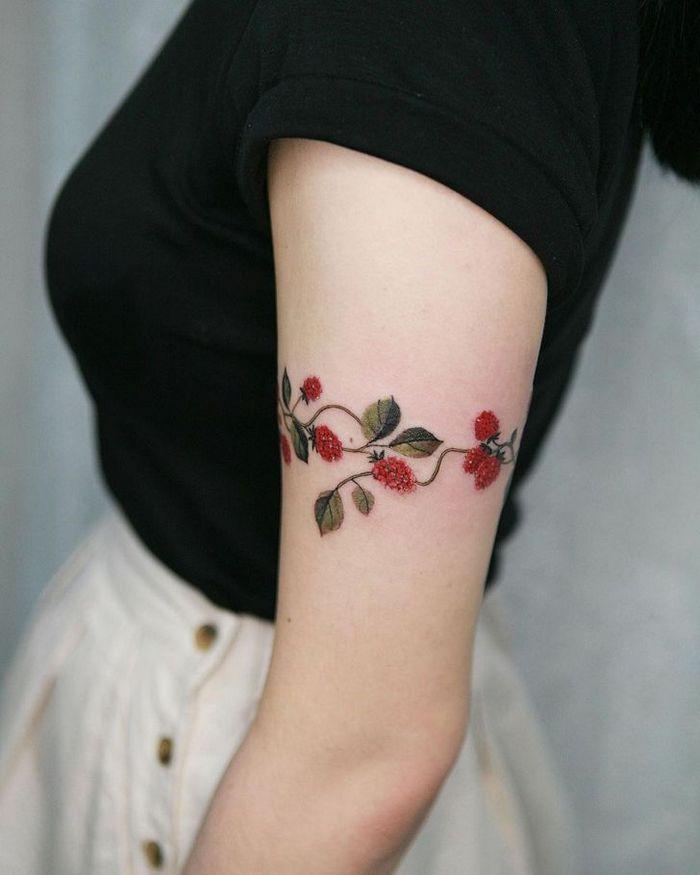Uma artista coreano cria tatuagens delicadas e elas são a personificação da ternura 5