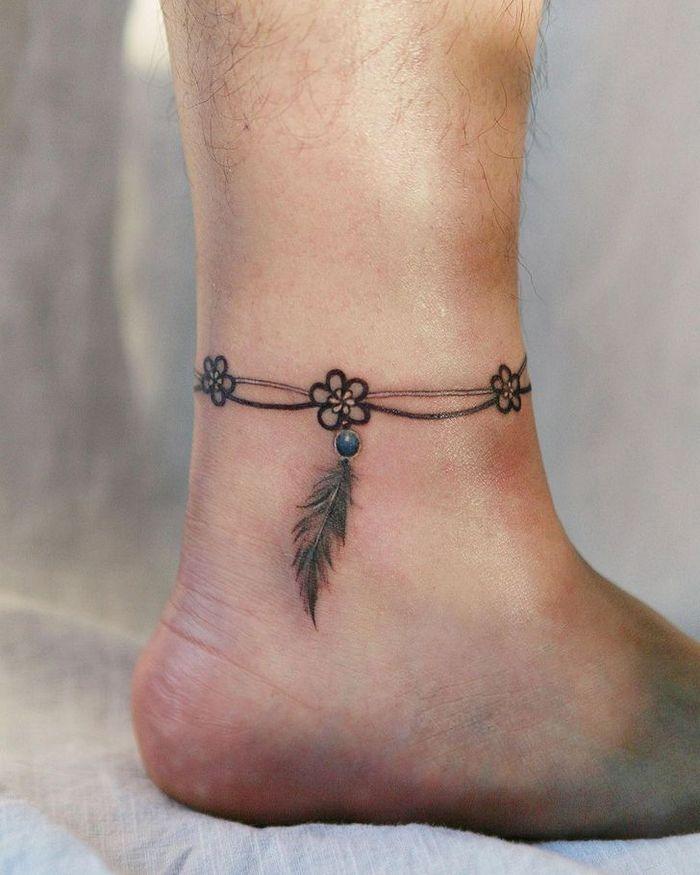 Uma artista coreano cria tatuagens delicadas e elas são a personificação da ternura 14