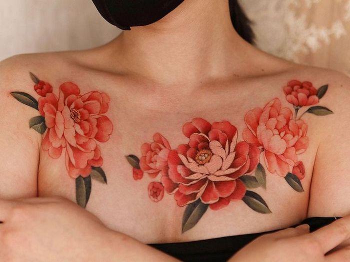 Uma artista coreano cria tatuagens delicadas e elas são a personificação da ternura 16