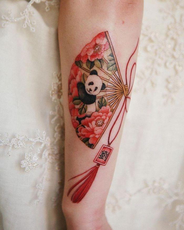 Uma artista coreano cria tatuagens delicadas e elas são a personificação da ternura 17