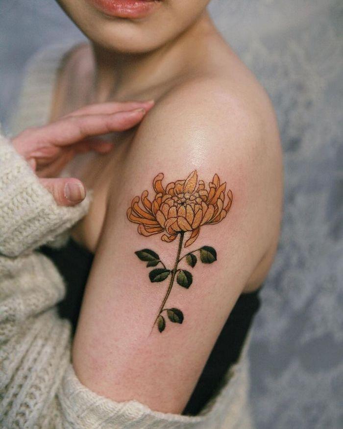 Uma artista coreano cria tatuagens delicadas e elas são a personificação da ternura 19