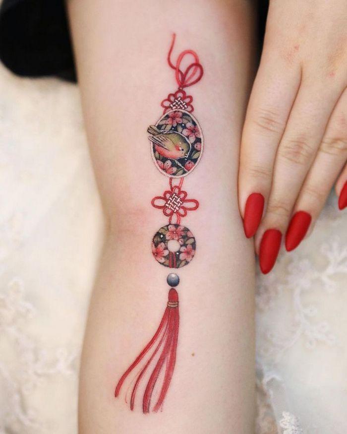 Uma artista coreano cria tatuagens delicadas e elas são a personificação da ternura 20