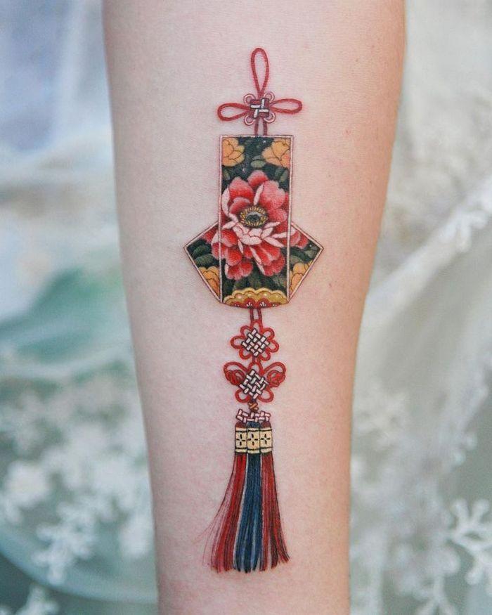 Uma artista coreano cria tatuagens delicadas e elas são a personificação da ternura 22