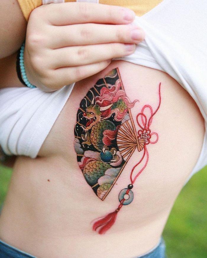 Uma artista coreano cria tatuagens delicadas e elas são a personificação da ternura 25