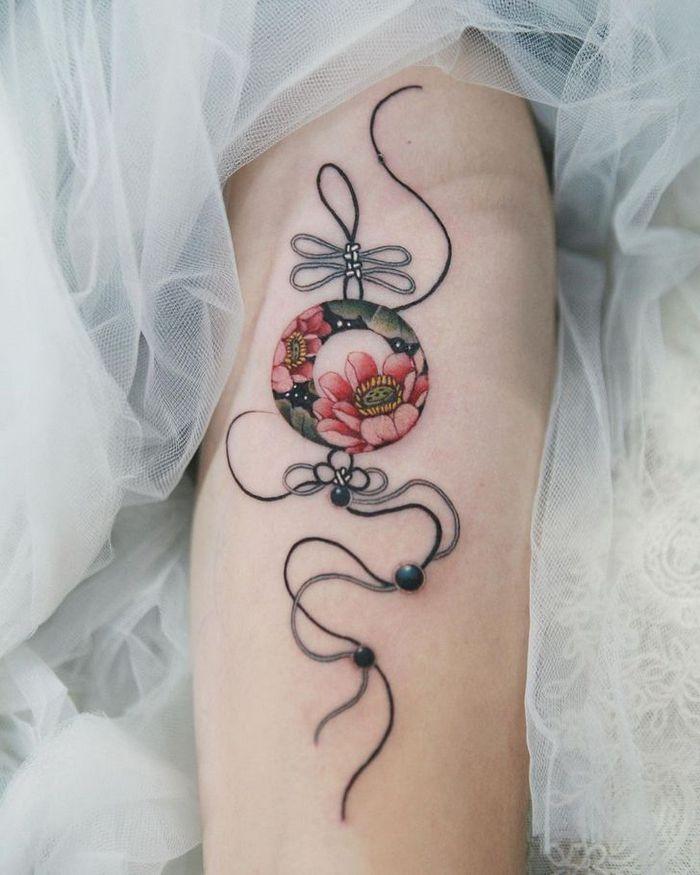 Uma artista coreano cria tatuagens delicadas e elas são a personificação da ternura 27
