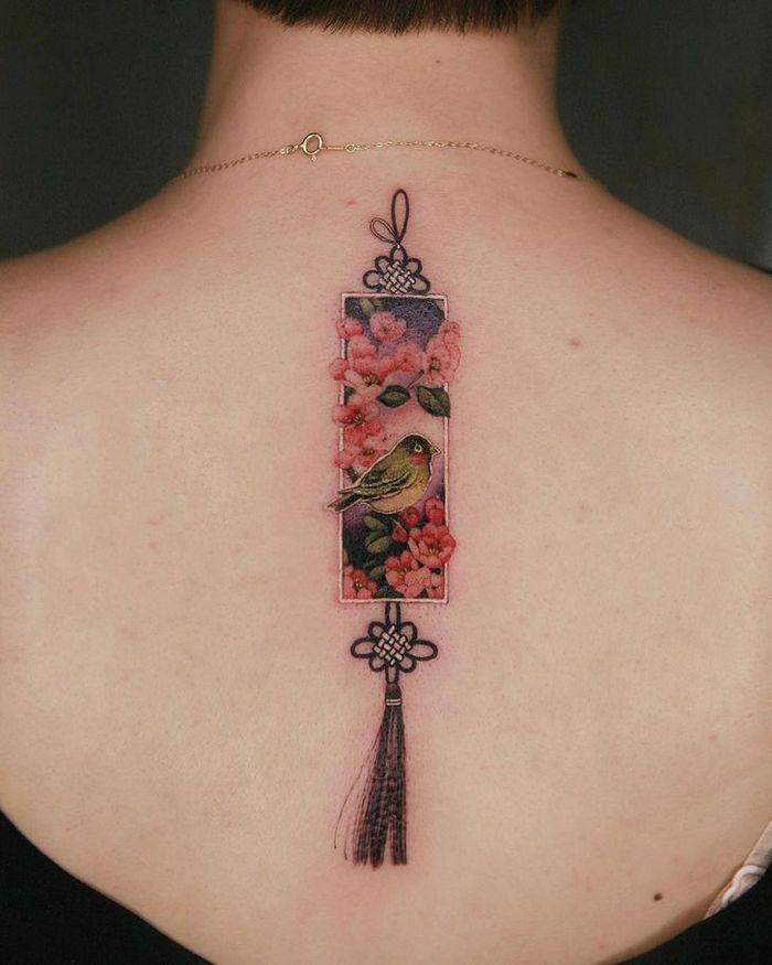 Uma artista coreano cria tatuagens delicadas e elas são a personificação da ternura 28