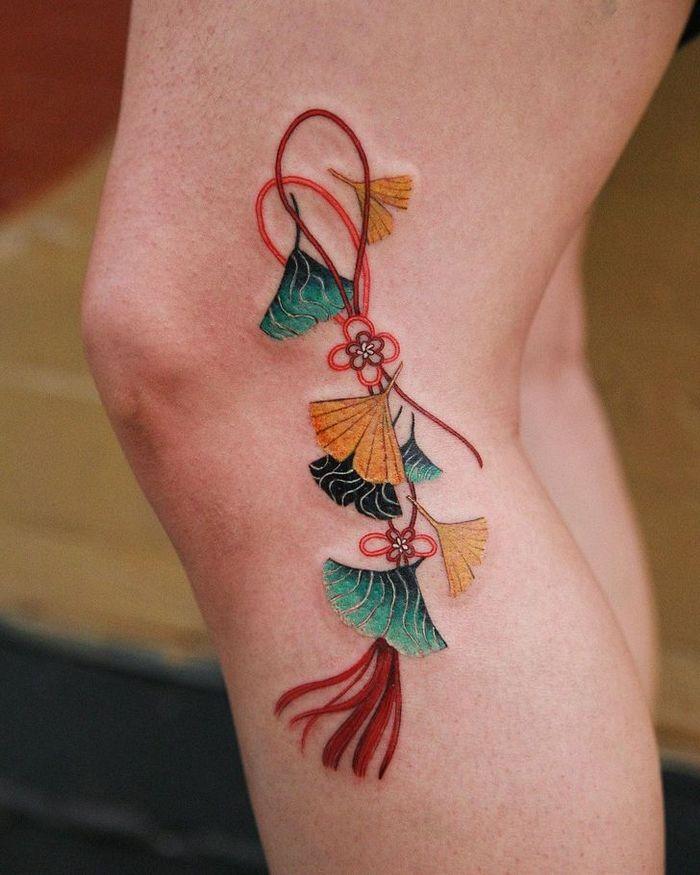 Uma artista coreano cria tatuagens delicadas e elas são a personificação da ternura 29