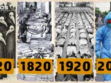 Uma nova pandemia acontece a cada 100 anos? E se for verdade? 4