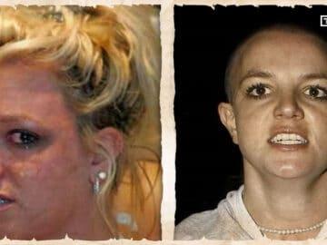 A trágica história de vida de Britney Spears 5