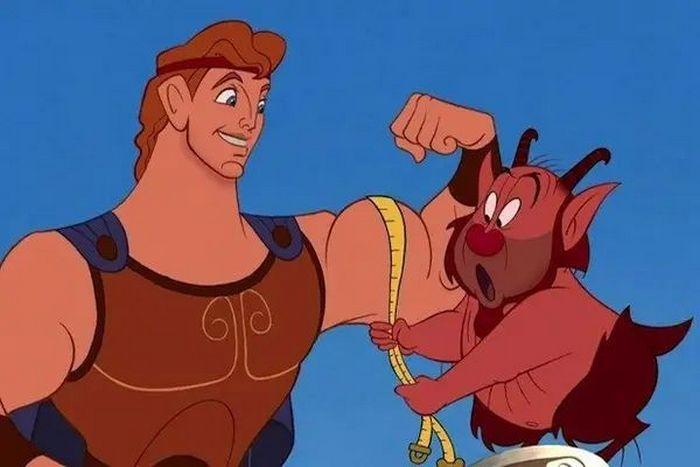 Você concorda ou discorda destas opiniões sobre filmes Disney? 9