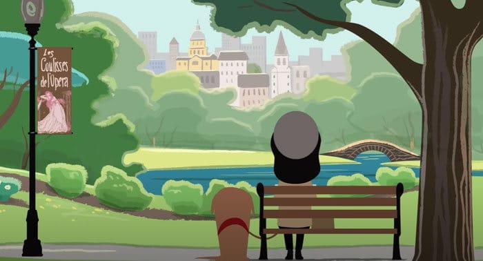 Animação mostra a importância do amor e da amizade 4