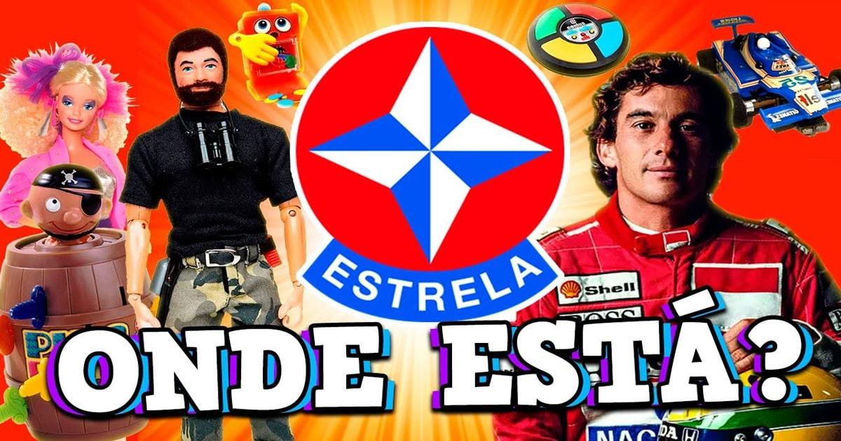 Brinquedos Estrela: Qual foi o destino da maior marca de brinquedos do Brasil? 43