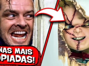 10 cenas mais copiadas do cinema! 5