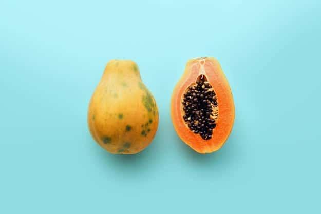 Você come estas frutas com ou sem semente? 8