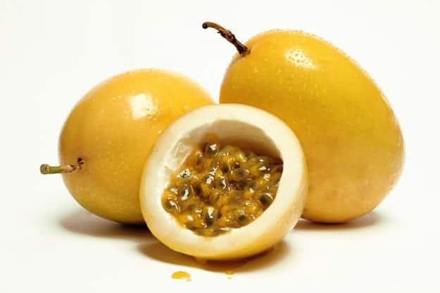Você come estas frutas com ou sem semente? 11