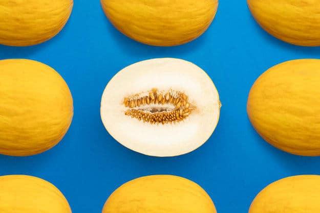 Você come estas frutas com ou sem semente? 14
