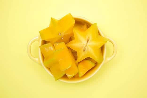 Você come estas frutas com ou sem semente? 23