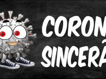 Corona sincerão manda a real sobre a vacina 5