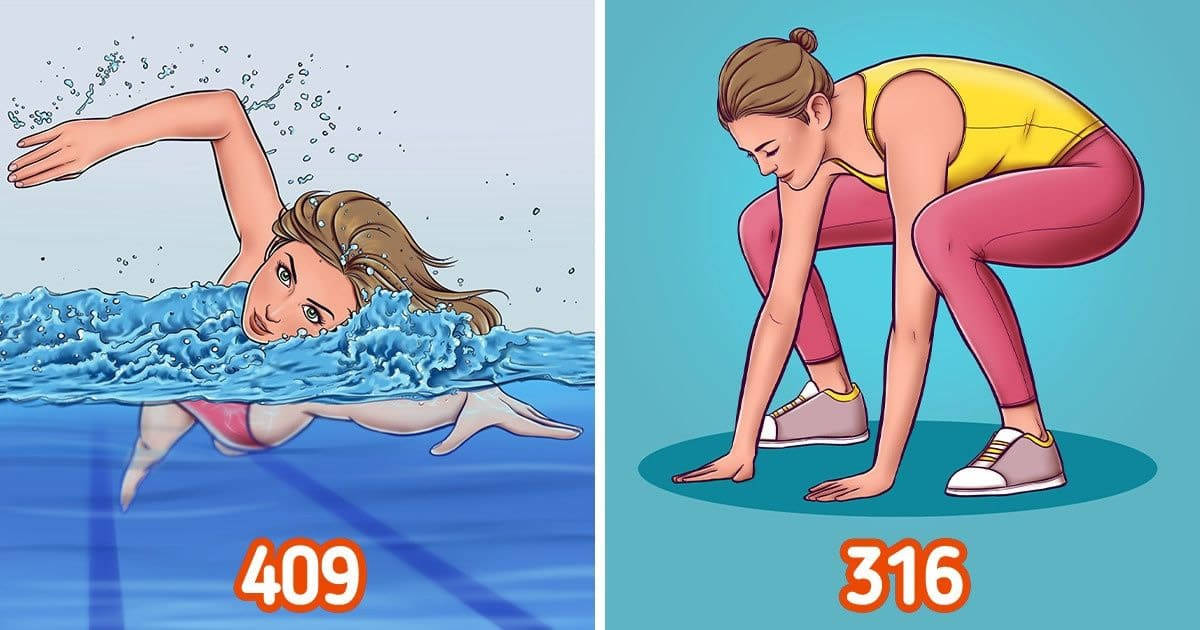 8 exercícios que queimam mais calorias do que a corrida 13