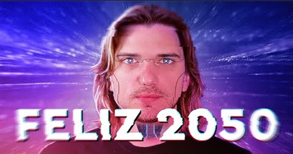 O futuro: Feliz 2050O futuro: Feliz 2050 3