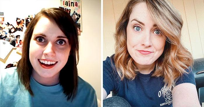 22 fotos de antes e agora que mostram como os memes famosos mudaram 20