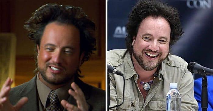 22 fotos de antes e agora que mostram como os memes famosos mudaram 12