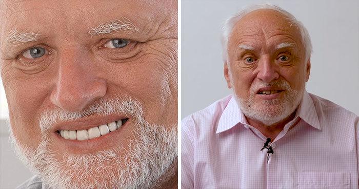 22 fotos de antes e agora que mostram como os memes famosos mudaram 5