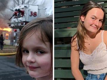 22 fotos de antes e agora que mostram como os memes famosos mudaram 33