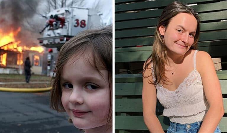 22 fotos de antes e agora que mostram como os memes famosos mudaram 64