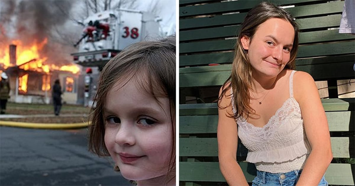 22 fotos de antes e agora que mostram como os memes famosos mudaram 37