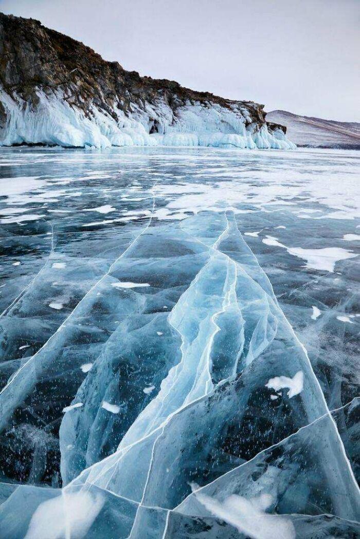 30 fotos que mostram o quão insuportável está o frio na Rússia agora 3