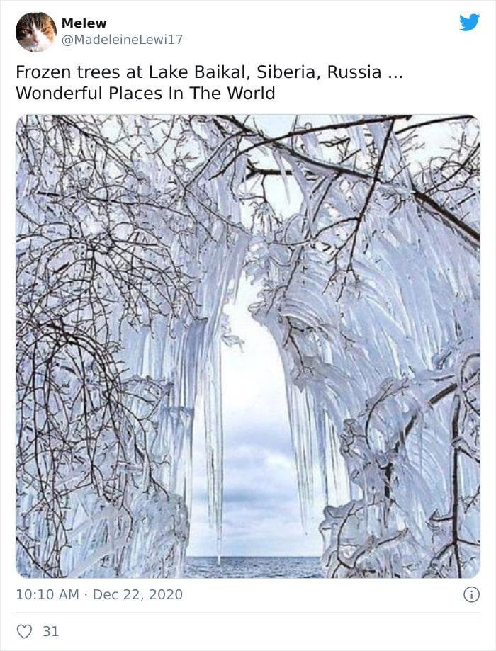 30 fotos que mostram o quão insuportável está o frio na Rússia agora 4
