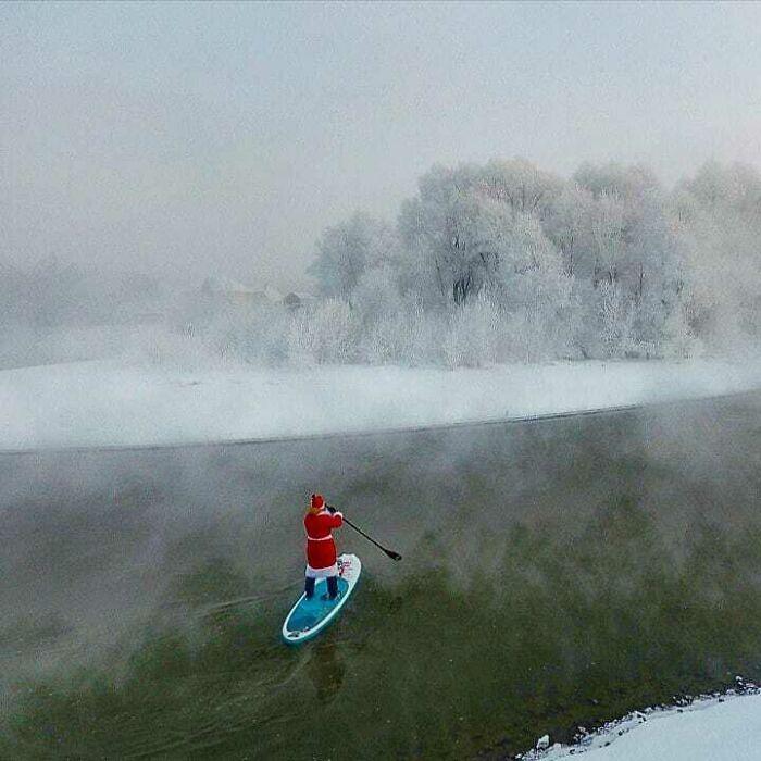 30 fotos que mostram o quão insuportável está o frio na Rússia agora 8