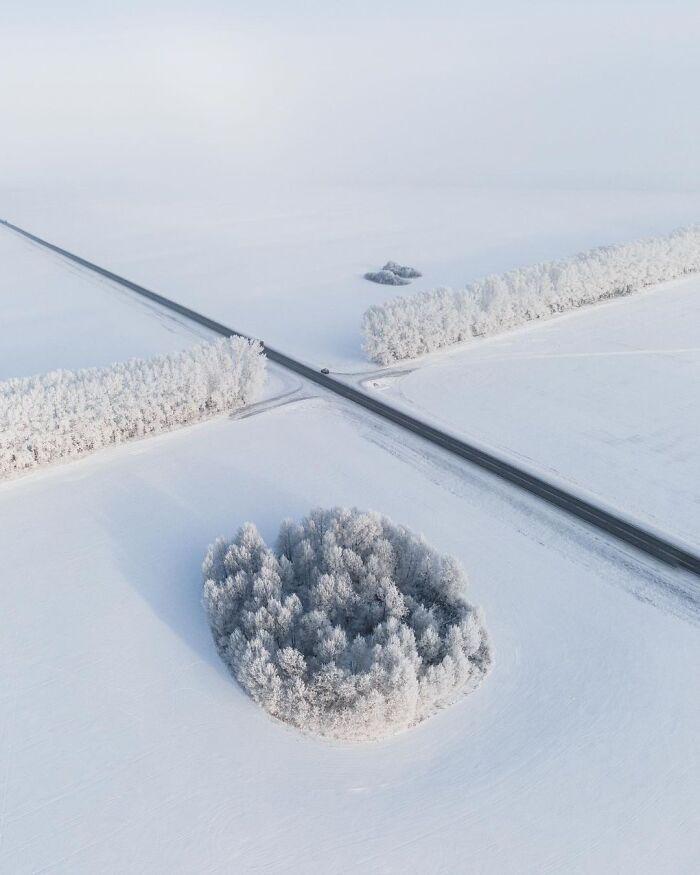 30 fotos que mostram o quão insuportável está o frio na Rússia agora 10