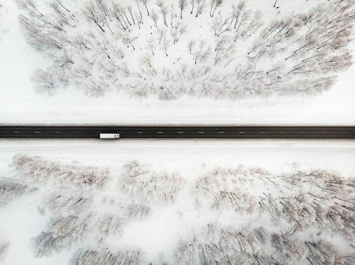 30 fotos que mostram o quão insuportável está o frio na Rússia agora 19