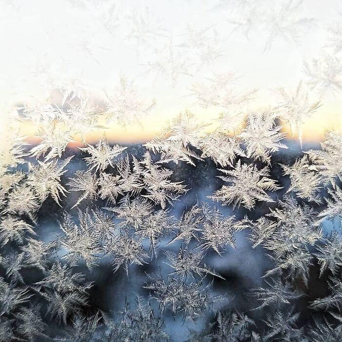 30 fotos que mostram o quão insuportável está o frio na Rússia agora 21