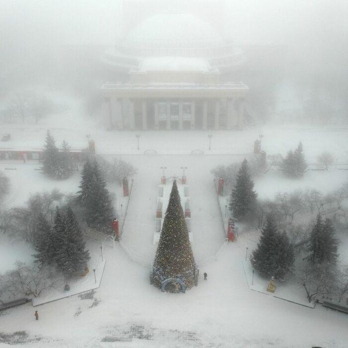 30 fotos que mostram o quão insuportável está o frio na Rússia agora 28